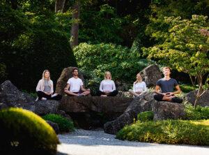 Tipps zur richtigen Haltung beim Meditieren