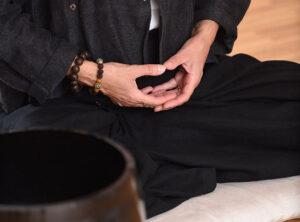Zen-Meditation – Sorgfalt und Spiritualität