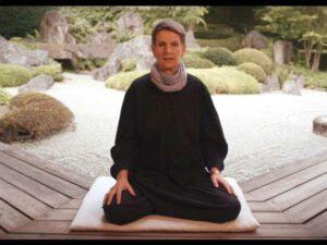 Anleitung zur Meditation und Körperhaltung