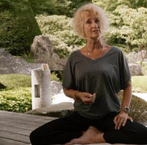Zen als Übung der Hingabe mit Zen-Lehrerin Dagmar Buxbaum